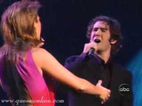 Afi Hs Celin Berkualitas my dion and josh groban