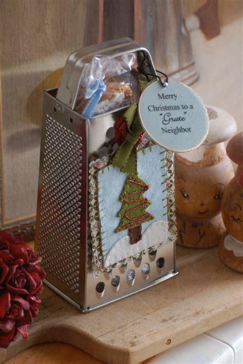creative  cheap neighbor gifts  christmas