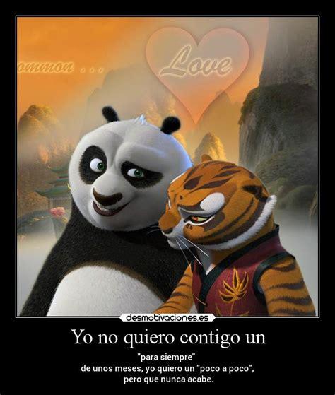 imagenes de kung fu panda bebe con frases im 225 genes y carteles de tigresa desmotivaciones
