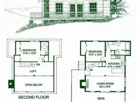 pre made house plans log cabin in the woods log cabin floor plans with loft