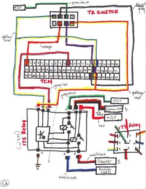 2001 honda civic power window wiring diagram fuse box
