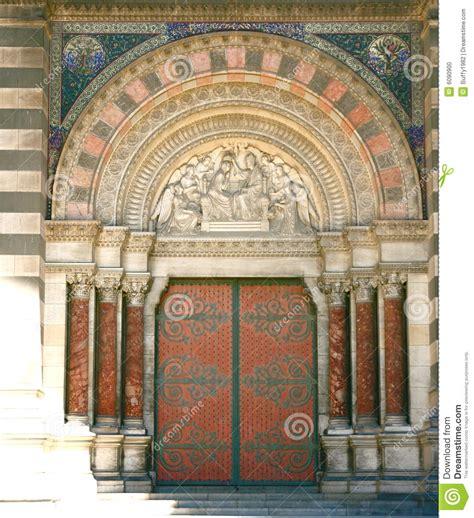 Big Door by Big Church Door Stock Photo Image 6090900