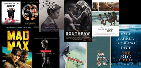 daftar film recomended 2015 interesting movies of 2016 bing images