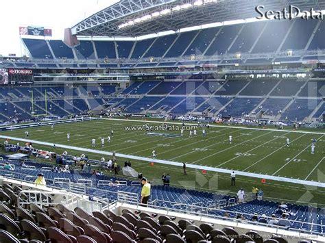 Centurylink Field Section 147 by Centurylink Field Seat Views