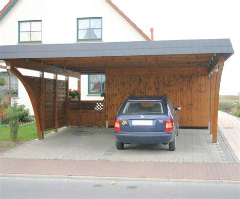 garage carport holz carport aus holz n 252 rnberg brandl garagen