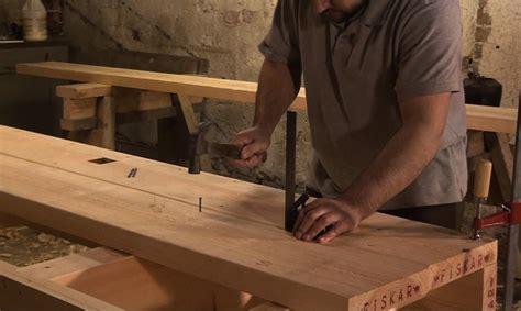 bench top material options build a workbench top that s simple yet strong