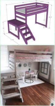 Bunk Bed Plans With Stairs Best 25 Bunk Bed Ideas On Bunk Beds Bunk Beds For Boys And Low Bunk Beds