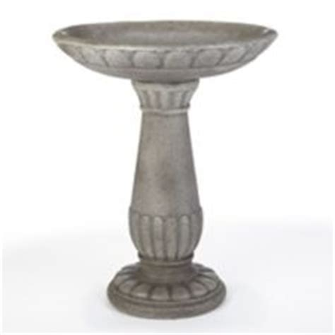 for living stone bird bath canadian tire