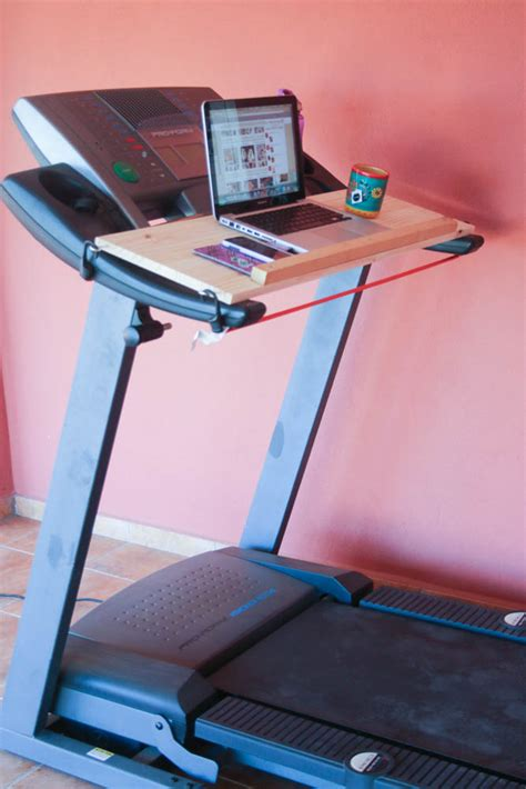 easy diy treadmill desk hometalk