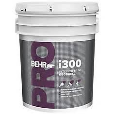 home depot paint list behr pro behr pro i300 series interior paint eggshell