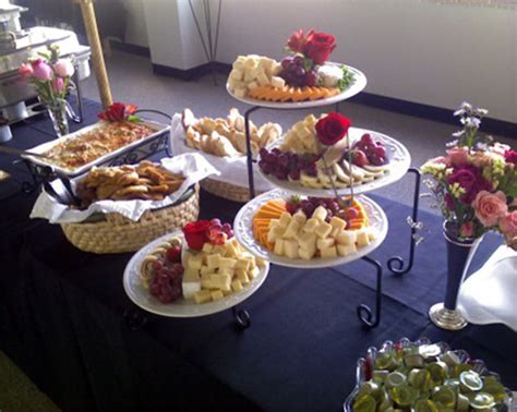 Best Wedding Appetizers by Appetizer Reception Best Bbq In Restaurant