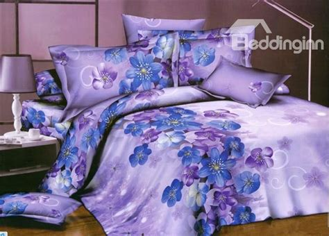 blue and purple comforter sets 28 images purple blue