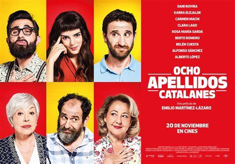 Resumen 8 Apellidos Catalanes ocho apellidos catalanes la pel 237 cula