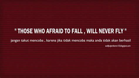 kata mutiara jangan takut mencoba