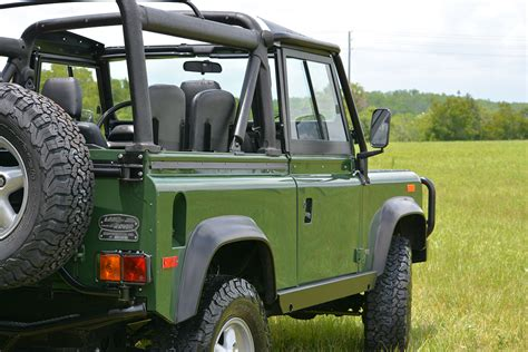 older land rover meet the brand turning old land rovers into masterpieces