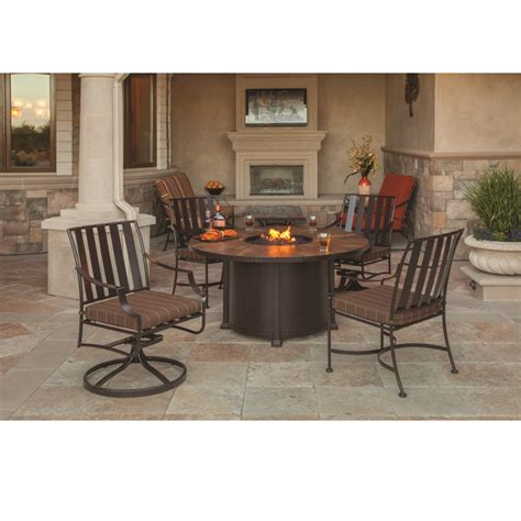 laredo heat chat room dining table pit dining table chairs