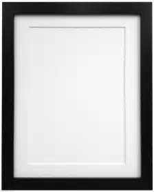 photo frame black or white rio photo picture frames with quality black