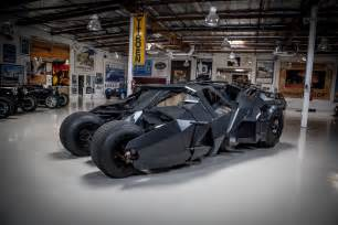 batman s tumbler leno s garage