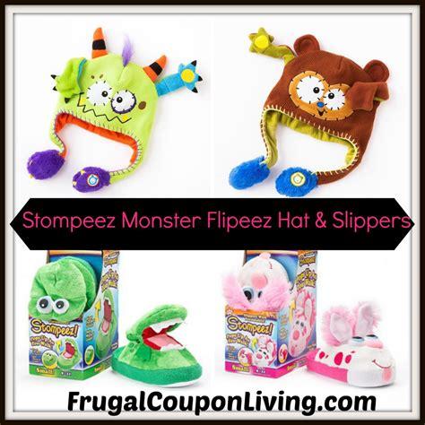 flipeez slippers stompeez flipeez hat or slippers 7 32 after kohls