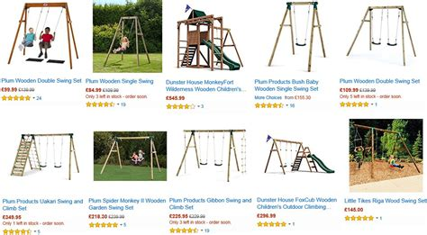 top rated wooden swing sets top rated swing sets uk from 5 separate uk suppliers