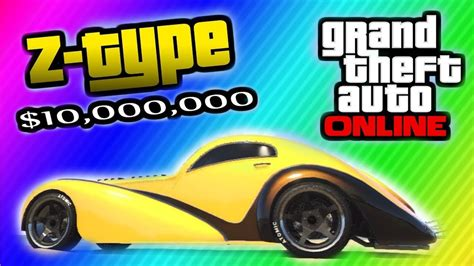 Car Types From A To Z by Gta 5 Secret Quot Z Type Quot Car Location 10 000 000 Car