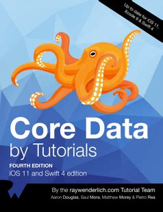 data by tutorials fourth edition ios 11 and 4 books raywenderlich black friday sale 50 all books 推酷