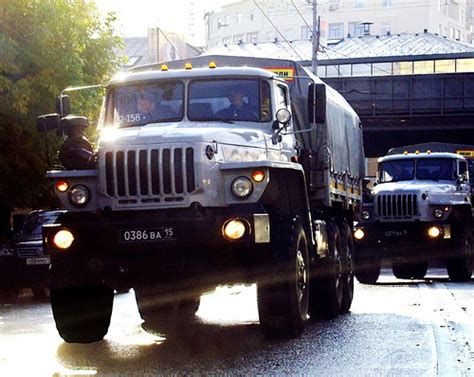 Kaos You Drive Volvo ural 6x6 pictures photo 5