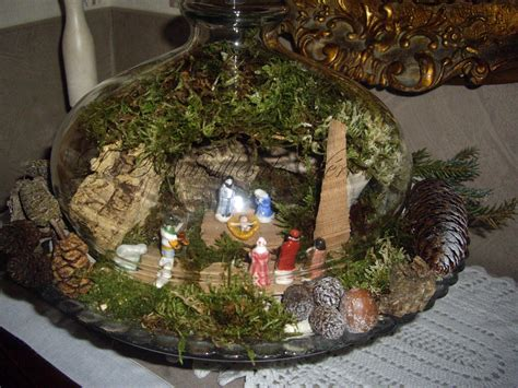 idee decoration creche noel decoration creche de noel