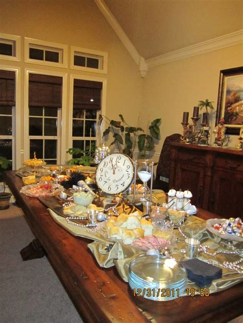 table setting for buffet style dining table set up buffet style happy new year