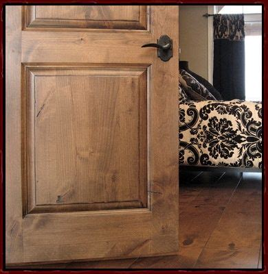 rustic stain colors knotty alder trim boards images like this color