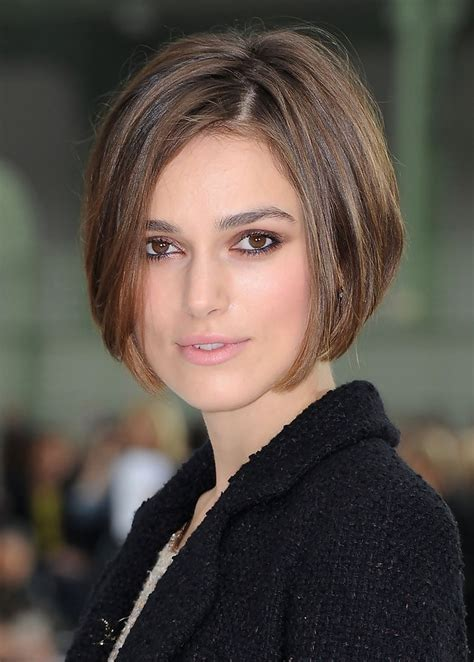 Keira Knightley Hairstyles by Keira Knightley Bob Hairstyle Hairstyles Weekly