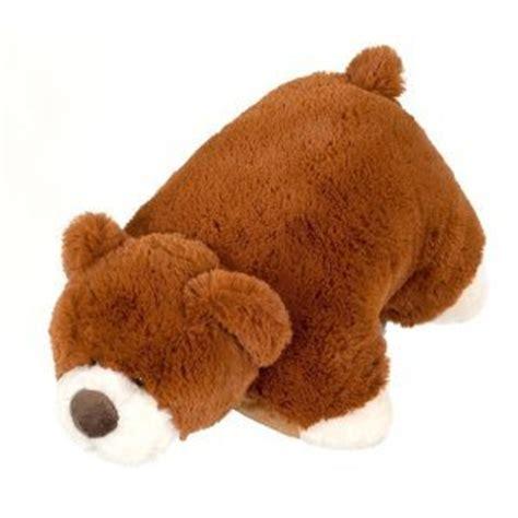 Brown Pillow Pet by Plush Brown Pillow Pet Large 18 Quot Toys