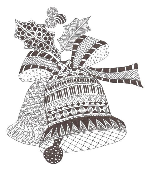 christmas zentangle pattern 154 best images about zentangle christmas on pinterest
