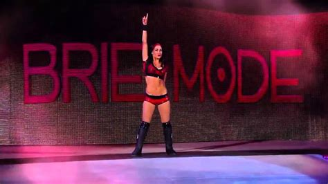 nikki bella best entrance wwe brie bella theme song the best yes yes yes youtube