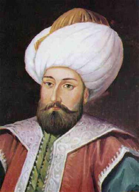 first ottoman sultan the ottoman sultans