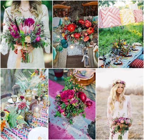 Boho Hochzeit Deko by Trend 2015 Boho Chic Hochzeit Hochzeitsblog The