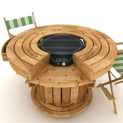 diy pit from gas grill the 25 best ideas about grill table on diy