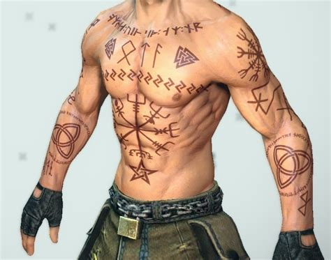 did vikings have tattoos viking rune tattoos search i feel like this is