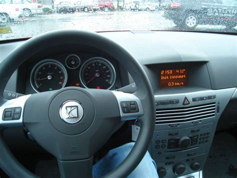 Opel Astra 2008 Interior by Test Drive 2008 Saturn Astra Xr