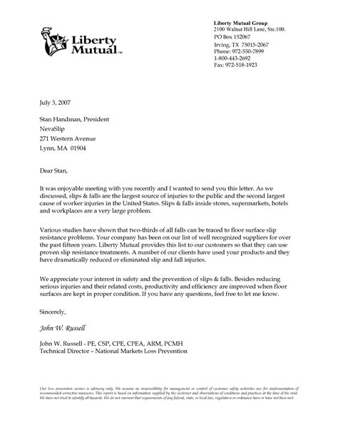 Business Letter Format Outline business letter template the best letter sle