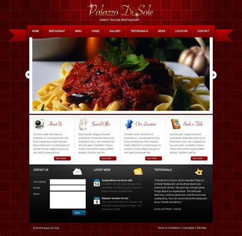 35 of the best restaurant wordpress themes creative