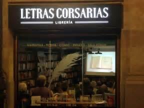 libreria salamanca san juan poema letras corsarias libreria salamanca
