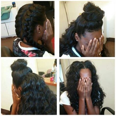 vixen sew in on short hair 24 best my work my passion hair images on pinterest