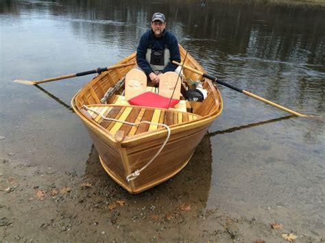 ft mckenzie river drift boat woodenboat magazine