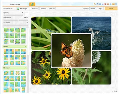 top 20 best free online photo collage maker no download top 10 online photo collage makers to build picture