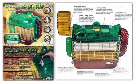 Tree House Hamster best 25 crittertrail hamster cage ideas on