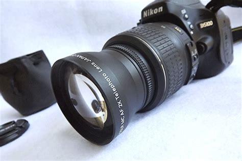 Lensa Nikon Standar lensa converter tele nikon 2x extension