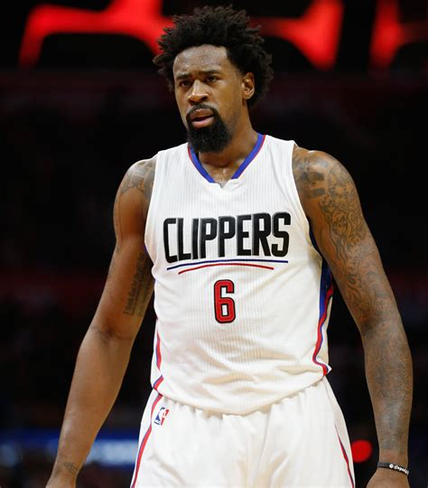 deandre jordan tattoos deandre tattoos