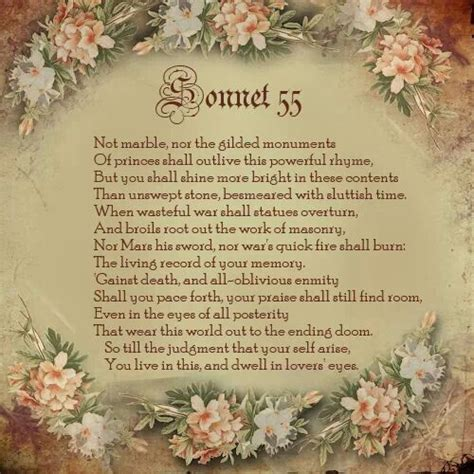 themes of the facebook sonnet 41 best images about favourite sonnets on pinterest