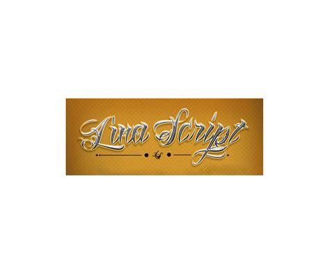 script tattoo font family calligraphy tattoo fonts